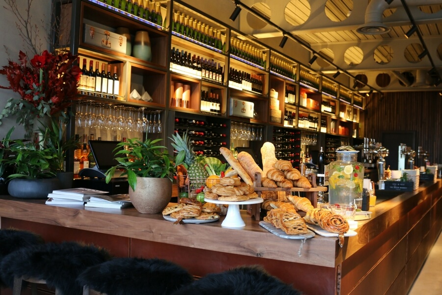 The Refinery – Edinburgh, Bar and Restaurant Fit-out
