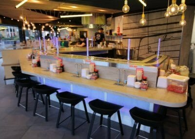 YO!-Sushi-Glasgow-Fort-Restaurant-Fit-out-Allstar-Joinery-6