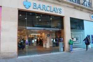 Barclays Bank Princes St