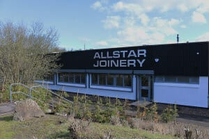 Allstar Joinery Building