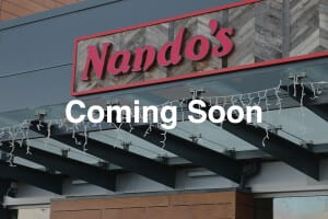 Nandos Edinburgh