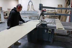 Production Facility Allstar Joinery