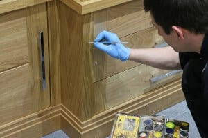 Action Shot Allstar Joinery