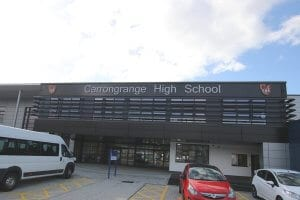 Carrongrange High School Joinery Project