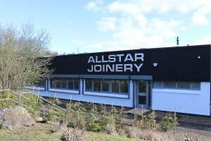 Allstar Joinery Office