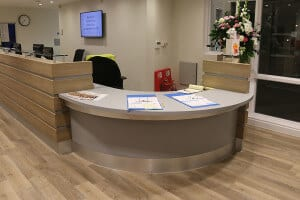 Carehome Reception