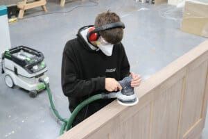 Apprentice Allstar Joinery