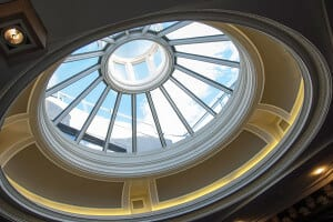 Circle Roof View
