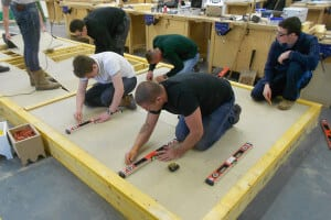 Apprentices Allstar Joinery