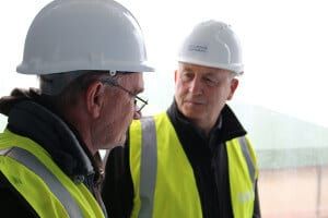 George Hoey & Tommy Burns East Sands Project 2015