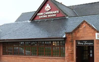 JOHN CARRIGAN'S EATING HOUSE – GLASGOW