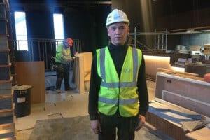 Jordan Lochrie Apprentice Allstar Joinery