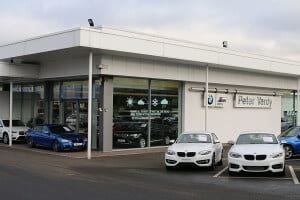 Peter Vardy Car Sales