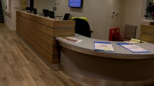 Orchard Care Home Reception