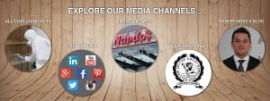 Media Channels Banner Allstar Joinery