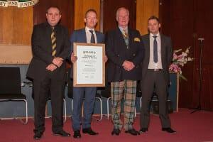 Master Craftsmen Award December 2015