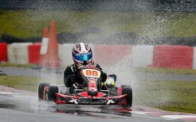 ALLSTAR JOINERY IS PROUD TO SPONSOR – William Walker –  Racing Kart Driver and Honda Cadet No 88.