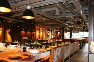Bar Restaurant fit-out