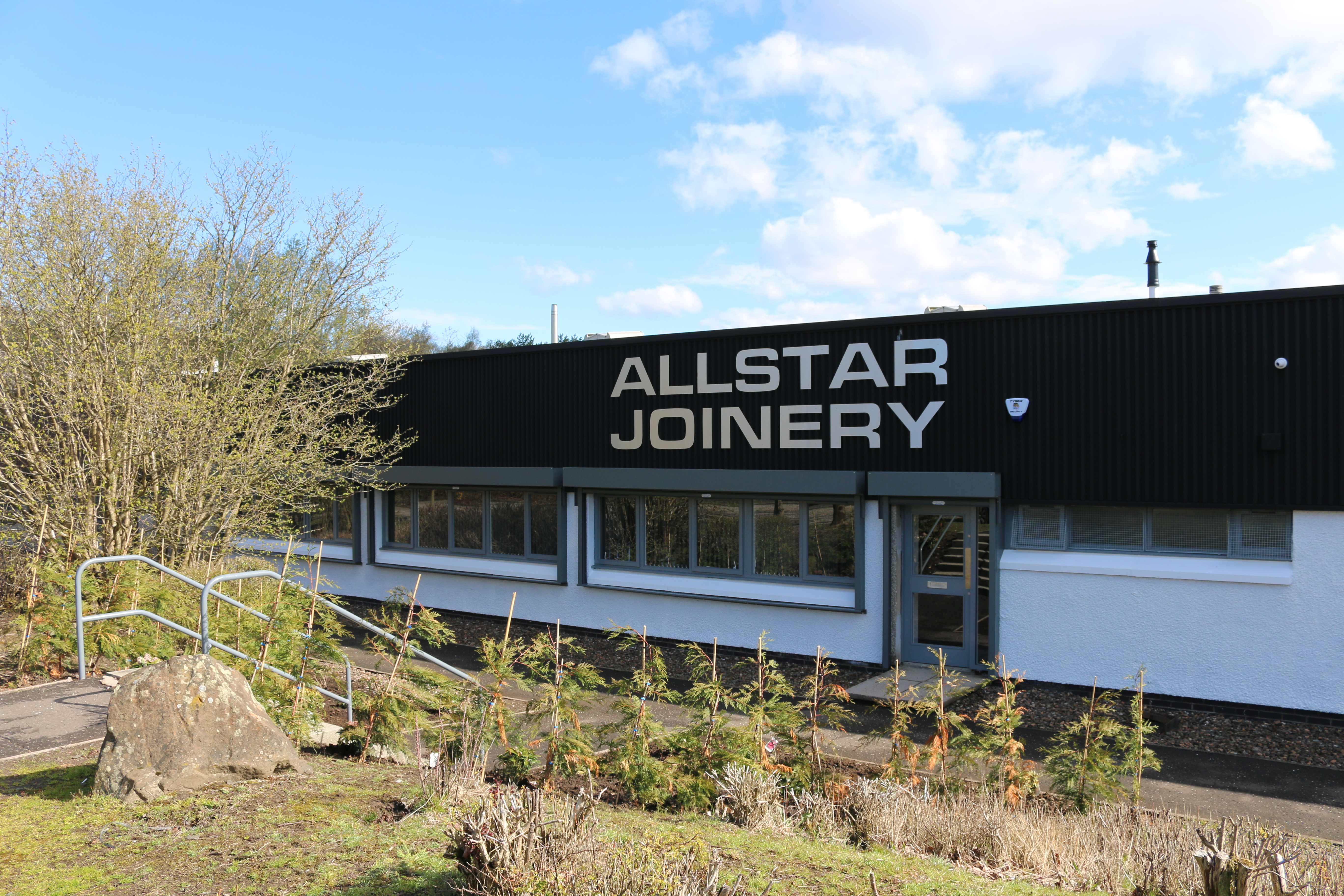 FIT-OUT CONTRACTORS COMMERCIAL JOINERY ALLSTAR JOINERY