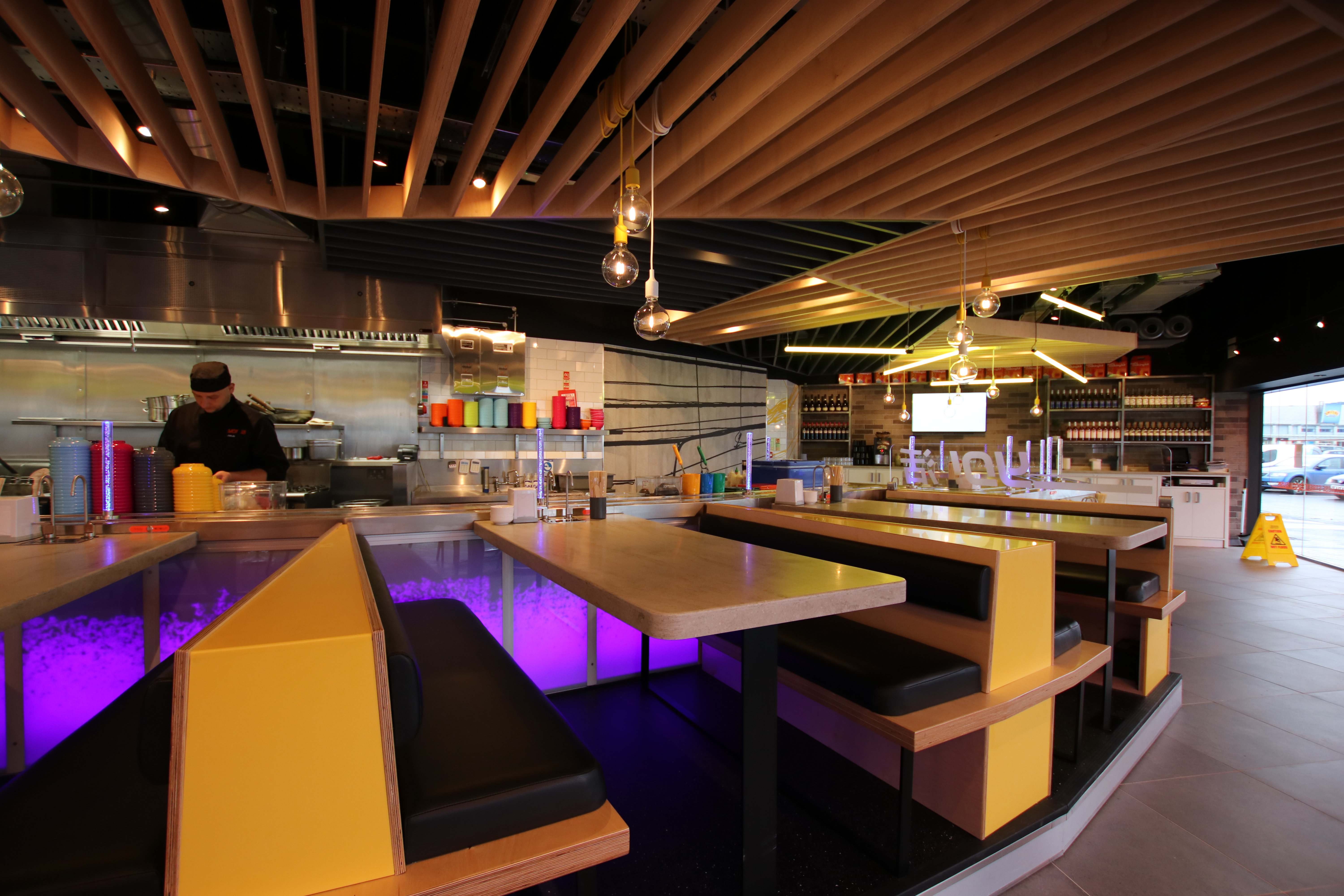 YO!-Sushi-Glasgow-Fort-Restaurant-Fit-out-Allstar-Joinery