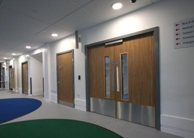 Doorsets School Fit-out