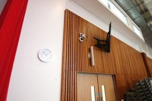 Acoustic wall cladding - allstar joinery