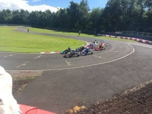 William Walker Go Kart Driver Sponsorship