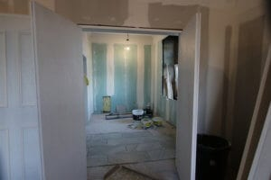 Castlecary House Hotel - First Floor Alterations
