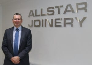 John Currie (MCIOB) Operations Manager. Allstar Joinery Ltd
