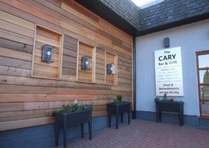 Cary Bar & Grill Refurbishment by Allstar Joinery