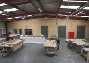 Bespoke Manufacturing and Assembly Facility at Allstar Joinery Ltd (4)